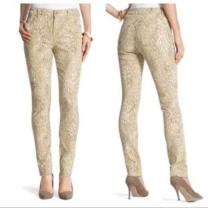 Chico's Pants - Chico's Leopard Print Pants
